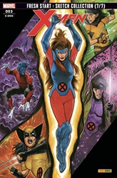 X-Men (fresh start) N°3 de Marc Guggenheim