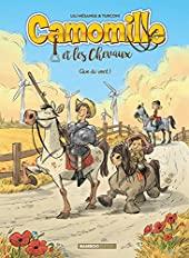 Camomille et les chevaux - tome 07 - Que du vent ! de Lili Mésange