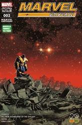 Marvel Universe n°2 de Ramon K. Pérez
