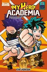 My Hero Academia - Tome 23 de Kohei Horikoshi