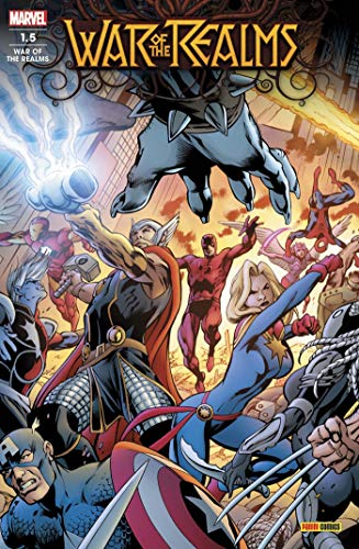 War of the Realms N°1.5