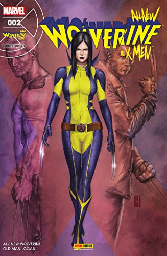 All-new Wolverine & the X-Men n°2 (couverture 1/2)