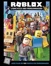 Roblox - L'Encyclo des personnages d'Alexander Cox