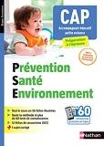 Prévention Santé Environnement PSE CAP AEPE - 2021