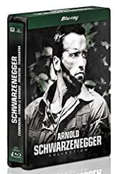 Arnold Schwarzenegger - Conan le barbare + Commando + Predator + Terminator [Édition Limitée boîtier SteelBook]