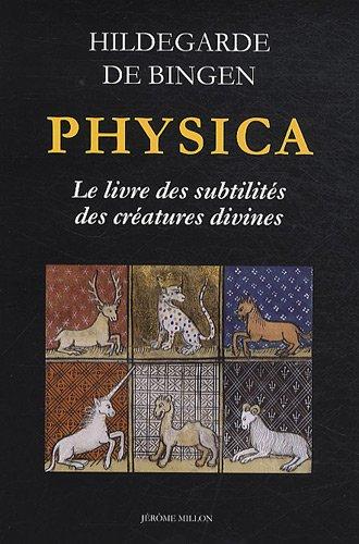 Physica, Le Livre des subtilités des créatures divines