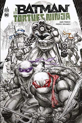 Batman & Les Tortues Ninja Édition limitée