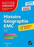 Histoire-Géographie-EMC- CRPE 2022 - Epreuve écrite d'admissibilité