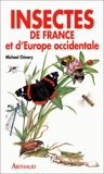 Insectes D'europe Occidentale - Arthaud - 01/09/1988