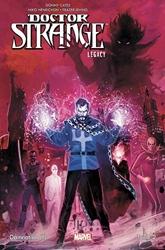 Doctor Strange Legacy T02 (Damnation) de Donny Cates