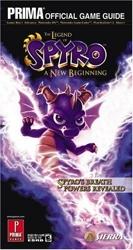 The Legend of Spyro - A New Beginning de Stephen Stratton