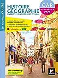 Les nouveaux cahiers - HISTOIRE-GEOGRAPHIE-EMC - CAP - Ed. 2020 - Livre élève