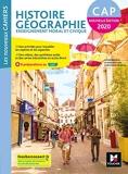 Les nouveaux cahiers - HISTOIRE-GEOGRAPHIE-EMC - CAP - Ed. 2020 - Livre élève - Foucher - 19/03/2020