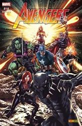 Avengers N°10 d'Ed McGuinness