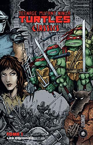 Les Tortues Ninja - TMNT Classics, T1