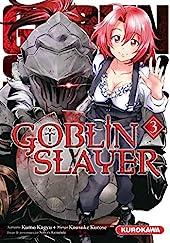 Goblin Slayer - Tome 3 de Kumo KAGYU