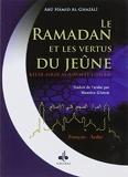 Le Ramadan Et Les Vertus Du Jeûne - Edition Bilingue Arabe-Français