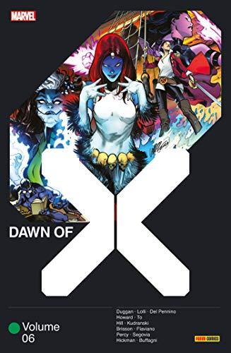Dawn of X Vol. 06