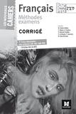 Les Nouveaux Cahiers - Méthode examens CAP, BEP, BAC PRO, BTS - FRANCAIS BAC PRO - Corrigé by Michèle Sendre (2016-05-02) - Foucher - 02/05/2016