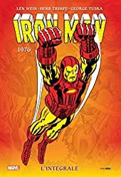 Iron Man - L'intégrale 1976 (T10) de Len Wein