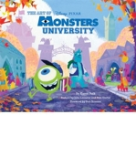 [(The Art of Monsters University)] [ By (author) Karen Paik, Preface by John Lasseter, Foreword by Dan Scanlon ] [July, 2013] - Chronicle Books - 01/07/2013