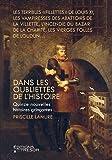 DANS LES OUBLIETTES DE L'HISTOIRE - Quinze nouvelles histoires grinçantes