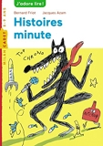 Histoires minute - Tome 01
