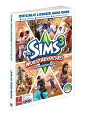 The Sims 3 - World Adventures: Prima Official Game Guide de Catherine Browne