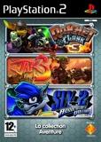 Triple Pack - Jak 3 + Ratchet & Clank 3 + Sly Raccoon 2