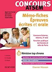 Concours ATSEM - Mémo-fiches - Ecrit et Oral - L'essentiel à retenir de Jacqueline Gassier