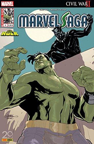 Marvel Saga n°6