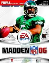Madden NFL 2006 - Prima Official Game Guide de Kaizen Media Group
