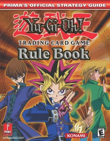 Yu-Gi-Oh! Rule Book, Prima's Official Strategy Guide