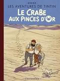 Le Crabe aux pinces d'or - Édition spéciale 80 ans