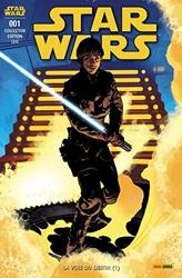 Star Wars N°01 - Variant Hughes - La voie du destin (1) de Charles Soule