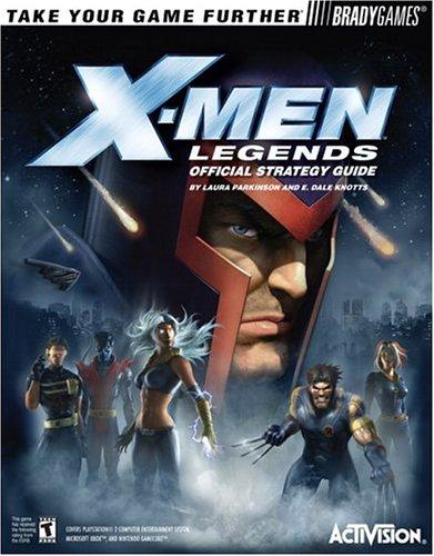 X-Men? Legends Official Strategy Guide