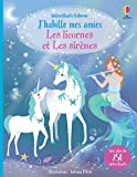 Les licornes et les sirènes - J'habille mes amies