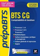 PrépaBTS - BTS CG - Toutes les matières - Révision et entraînement de Bernard Verlant