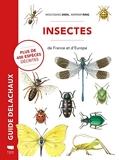 Insectes de France et d'Europe - Plus de 400 espèces décrites - Delachaux et niestlé - 16/11/2020