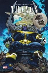 Thanos - L'Ascension De Thanos d'Aaron-J+Bianchi-S