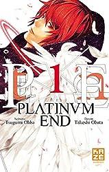 Platinum End T01 - 48H BD 2018 d'Ohba Tsugumi