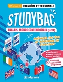 Cahier Studybac - Anglais, Monde contemporain _ première et terminale - spécialité - Préparer son Bac et apprendre en s'amusant