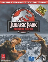Jurassic Park - Operation Gensis : Prima's Official Strategy Guide de Michael Searle