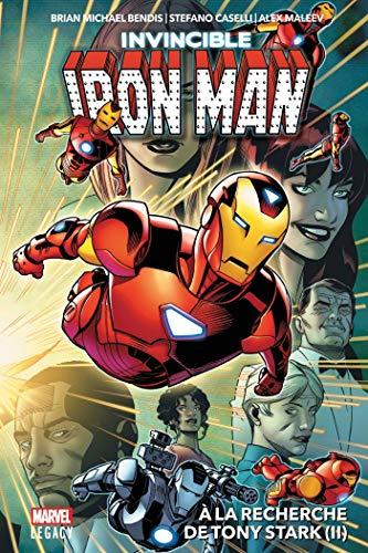 Invicible Iron Man T02