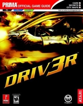 Driv3r - Prima's Official Game Guide de Prima Temp Authors