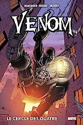 Venom T02 - Le cercle des quatre de Rick Remender
