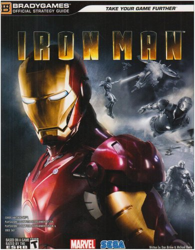 Iron Man Official Strategy Guide