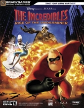 The Incredibles - Rise of the Underminer Official Strategy Guide de BradyGames