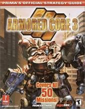 Armored Core 3 - Prima's Official Strategy Guide de Joseph Bell
