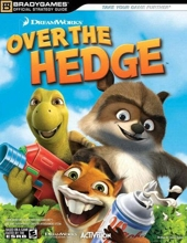 Over the Hedge Official Strategy Guide de BradyGames